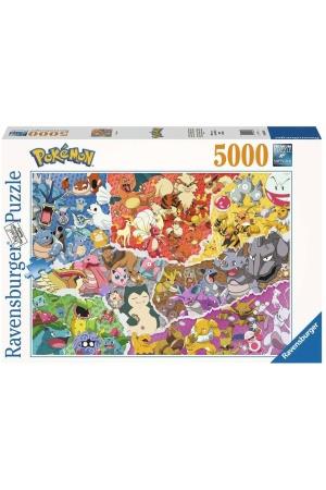 Pokémon Jigsaw Puzzle Pokémon Allstars (5000 pieces)