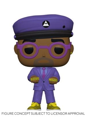Spike Lee POP! Directors Vinyl Figure Spike Lee (Purple Suit) 9 cm
