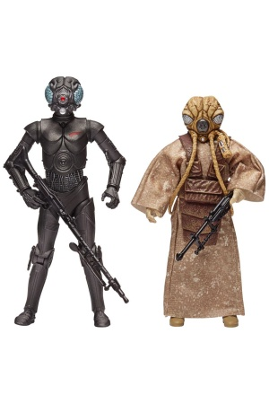 Star Wars Episode V Black Series Action Figure 2-Pack Bounty Hunters 40th Anniversary Edition 15 cm