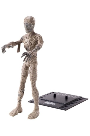 Universal Monsters Bendyfigs Bendable Figure Mummy 19 cm